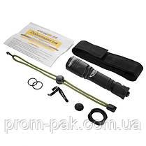 Фонарь Armytek Dobermann Pro / Black / XHP35 HI (warm) Теплый  свет, фото 3