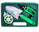 Набор садовых инструментов портативный с чемоданом 7 в 1, 30*20*7 см, фото 4