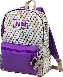 Школьный рюкзак молодежный для девочки подростка яркий Winner One 214-4