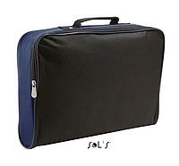 Портфель - сумка для ноутбука с защитой от ударов 30*39*9 см