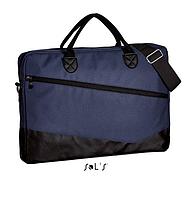 Портфель - сумка для ноутбука и документов 30*39*9 см