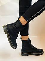 Dr.Martens. Зимние ботинки. Натуральная кожа. Высокое качество. Р. 36.39 Vellena, фото 5