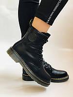 Dr.Martens. Зимние ботинки. Натуральная кожа. Высокое качество. Р. 36.39 Vellena, фото 3