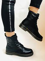 Dr.Martens. Зимние ботинки. Натуральная кожа. Высокое качество. Р. 36.39 Vellena, фото 8