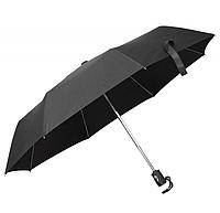 Зонт автоматический, складывается и раскладывается 98 см купол, фото 1
