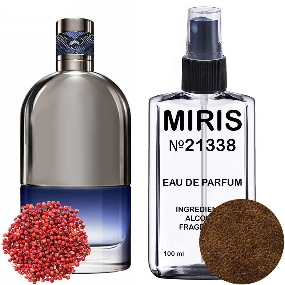 Духи MIRIS №21338 (аромат похож на Roberto Cavalli Just Cavalli Him) Мужские 100 ml