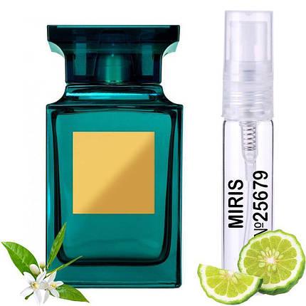 Пробник Духов MIRIS №25679 (аромат похож на Tom Ford Neroli Portofino) Унисекс 3 ml, фото 2