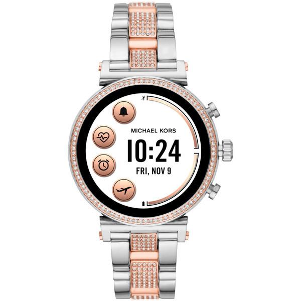 Женские часы Michael Kors smartwatch (MKT5064)