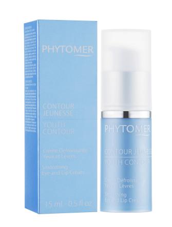 Восстанавливающий крем от морщин для кожи вокруг глаз и губ Phytomer Youth Contour Reviving Wrinkle Corre 15ml