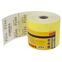 Шлифовальная бумага рулон 115мм×50м P240 SIGMA (9114311)