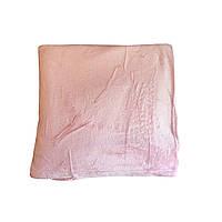 """""""розовый"""" плед двуспальный 180/220, микрофибра"""