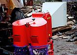 Измельчитель веток, дров, рубильная машина АМ-120 навесной для трактора (без кардана), фото 6