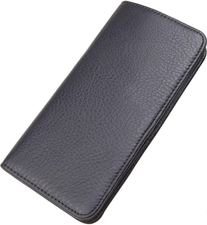 Кошелек мужской Vintage 14463 Черный