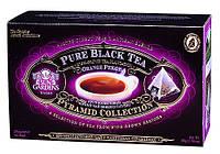 Черный чай San Gardens OPА пирамида-пакет