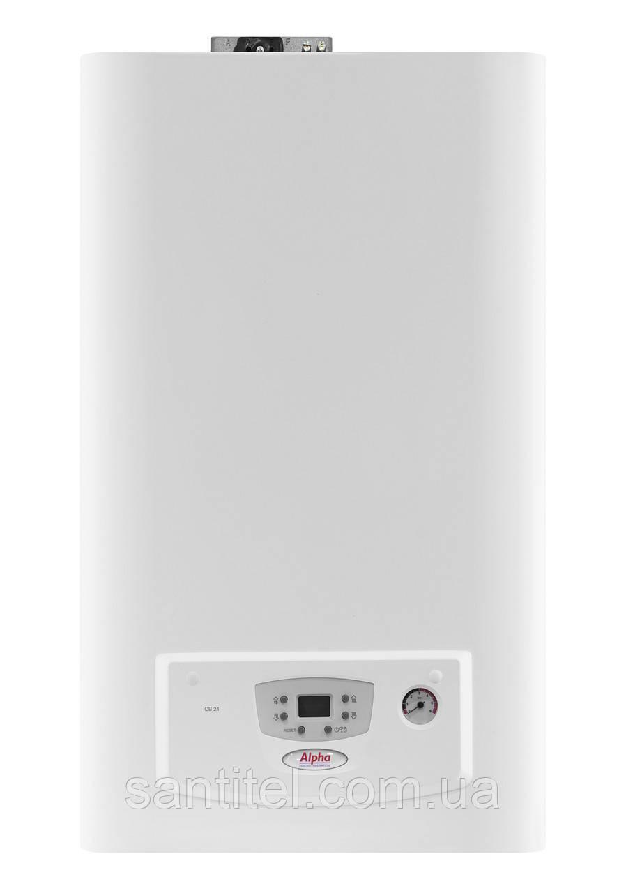 Котел газовый Alpha CB 24 2 TF турбированный (Битерм)