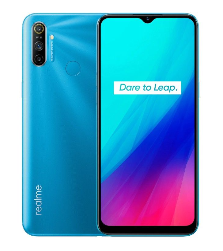 Смартфон Realme C3 3/64GB Blue Global Version