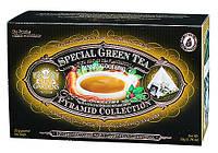 Зеленый чай San Gardens Оолонг пирамида-пакет