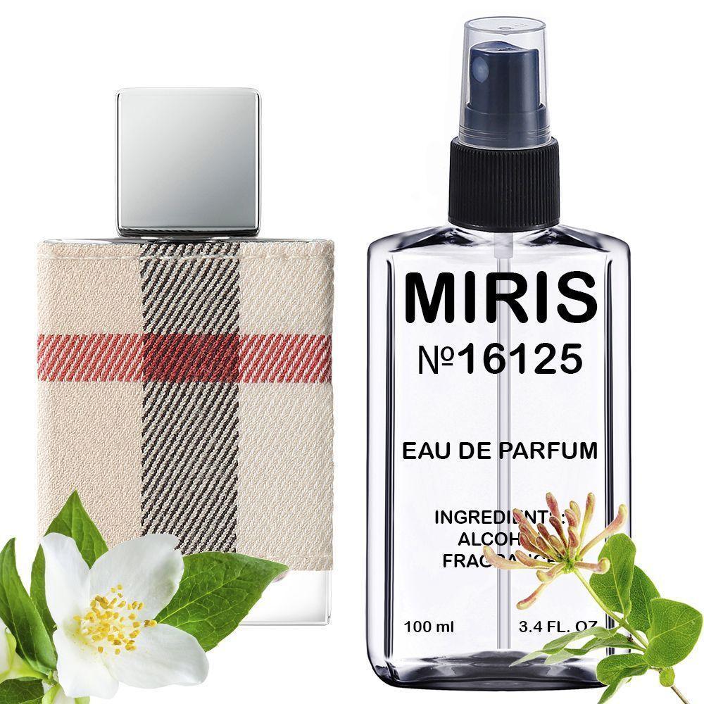 Духи MIRIS №16125 (аромат схожий на Burberry London) Жіночі 100 ml