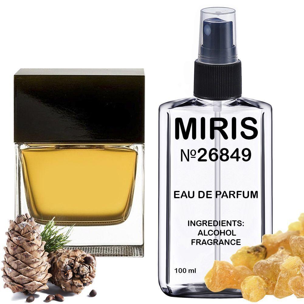 Духи MIRIS №26849 (аромат похож на Gucci Pour Homme 2003) Мужские 100 ml