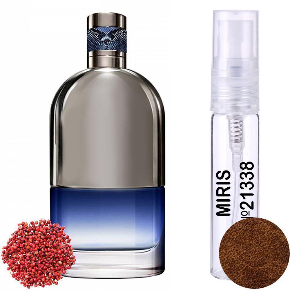 Пробник Духов MIRIS №21338 (аромат похож на Roberto Cavalli Just Cavalli Him) Мужской 3 ml