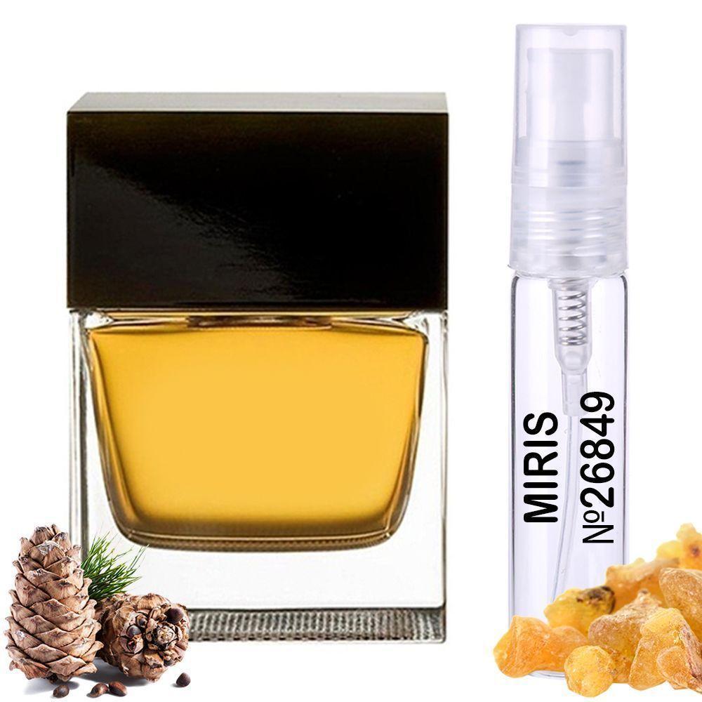 Пробник Духів MIRIS №26849 (аромат схожий на Gucci Pour Homme 2003) Чоловічий 3 ml