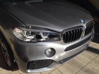 НАШИ РАБОТЫ: BMW X5 M 50d. Оклейка бронировочной пленкой.
