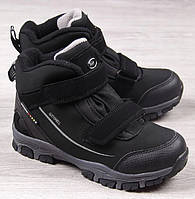 Качественные  зимние термо ботинки  32 р-р - 21 см american club для мальчика, фото 1