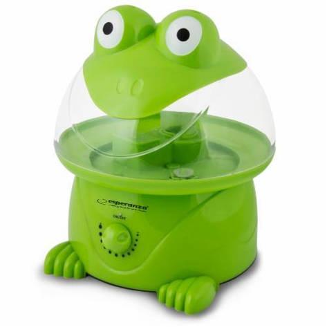 Увлажнитель воздуха Esperanza EHA006 Froggy, фото 2