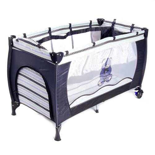 Детский манеж-кровать 5466 (V8)С