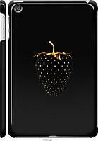 """Чехол на Apple iPad mini 3 Черная клубника """"3585c-54-4074"""""""