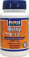 Метил В-12 1000 мкг 100 таблеток, оригинал из США, купить, цена, отзывы