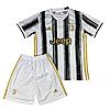 Футбольная форма Ювентус (FC Juventus) Рональдо сезона 20/21 детская, фото 3