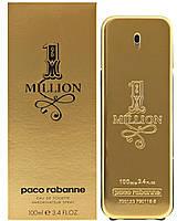 Мужская туалетная вода Paco Rabanne 1 Million 100 мл