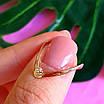Золотое кольцо на большой палец, фото 3