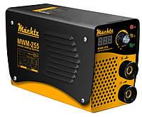 Инверторный сварочный апарат Machtz MWM-255 S, 7.1 кВт, сварочный ток 20-255 А, диаметр электрода 1.6-5.0