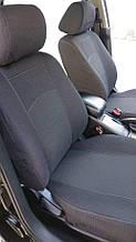 Автомобильные чехлы на Дэу Ланос Чехлы на сиденья Daewoo Lanos 1997- (разные цвета) Nika