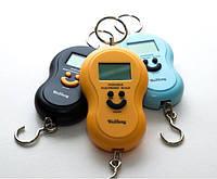 Весы кантер Portable electronic scale до 50кг
