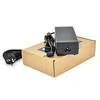 Блок питания MERLION для ноутбукa HP 19V 6.32A (120 Вт)  штекер 5.5*2.5мм, длина 0,9м + кабель питания