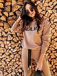 Спортивний костюм жіночий фісташка, кэмэл, фото 6