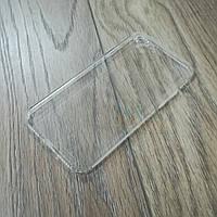 Силиконовый чехол KST для Apple iPhone 8 / iPhone 7 с защитой от пыли и ударов. Прозрачный, фото 1