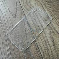 Силиконовый чехол KST для Apple iPhone X / XS с защитой от пыли и ударов. Прозрачный, фото 1