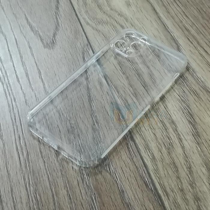 Силиконовый чехол KST для Apple iPhone 11 Pro с защитой от пыли и ударов. Прозрачный