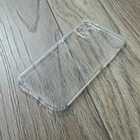 Силиконовый чехол KST для Apple iPhone 11 Pro с защитой от пыли и ударов. Прозрачный, фото 1