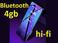 Плеер Mp3 Ruizu D28+ Bluetooth HI FI Новинка 4Gb Оригинал