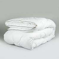 УкрЮгТекстиль одеяло Лебяжий пух белое полуторное 145х210