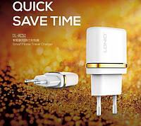 "Адаптер 220v 1 USB 1000mA ""LDINO"" DL-AC50 White"