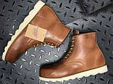 Чоловічі черевики Red Wing Shoes осінь-зима, зимові черевики ред вінг, осінні черевики Red Wing Classic, фото 10