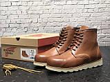 Чоловічі черевики Red Wing Shoes осінь-зима, зимові черевики ред вінг, осінні черевики Red Wing Classic, фото 3