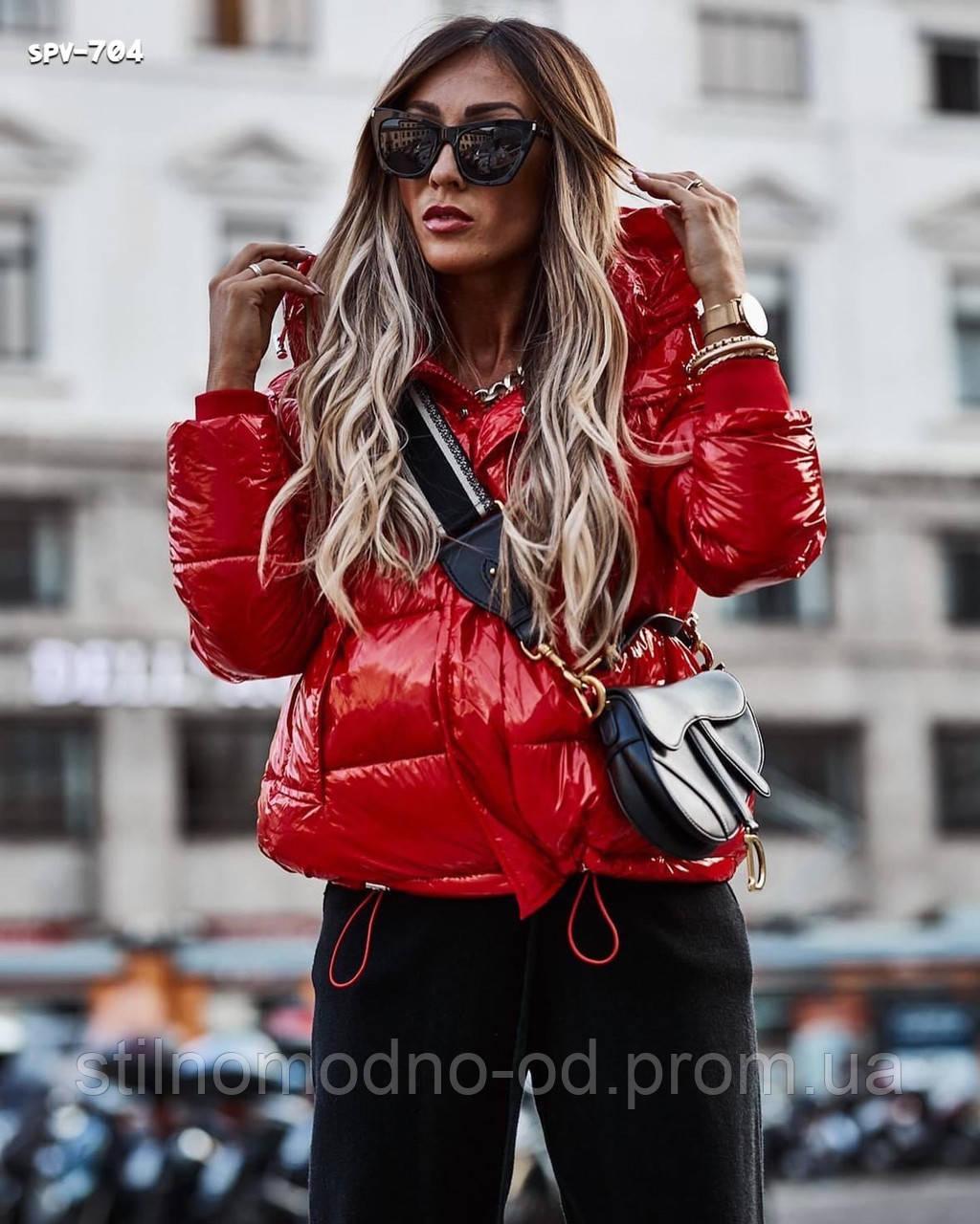"""Жіноча куртка """"Пікасо"""" від Стильномодно"""