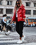 """Жіноча куртка """"Пікасо"""" від Стильномодно, фото 6"""